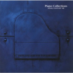 Final Fantasy VII Piano Collections CD 1