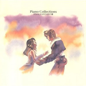Final Fantasy VIII Piano Collections CD 1