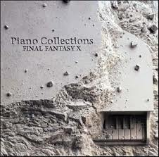 Final Fantasy X Piano Collections CD 1