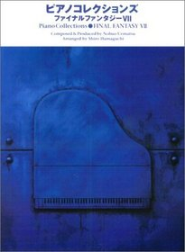 Final Fantasy VII Piano Collection Sheet Music 1