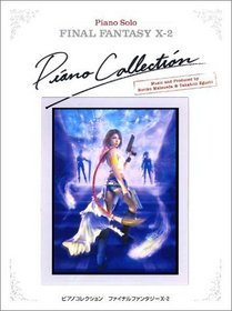 Final Fantasy X-2 Piano Collection Sheet Music 1