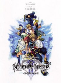Kingdom Hearts II Piano Solo Sheet Music 1