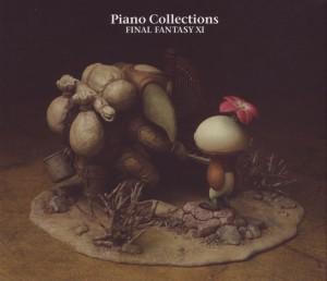 Final Fantasy XI Piano Collections CD 1