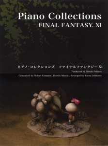 Final Fantasy XI Piano Collection Sheet Music 1