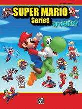 Super Mario Series Guitar Sheet Music 1