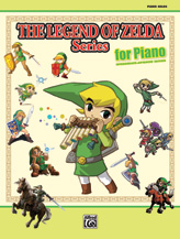 The Legend of Zelda Series Solo Piano Sheet Music - Intermediate Level 1
